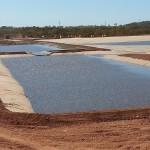 Sediment-Dams